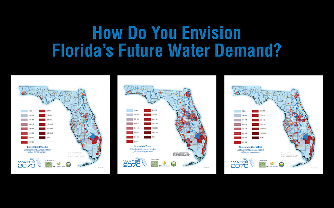 Florida's Future Water Demand